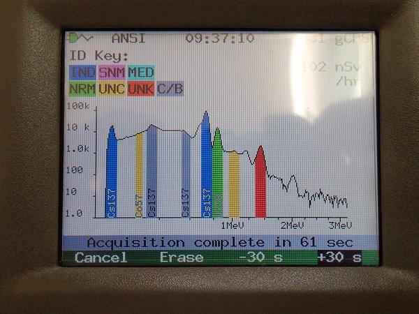 4 Photo 52,339 Bq:Kg of Cs-134:137 still measured from mushroom in Fukushima