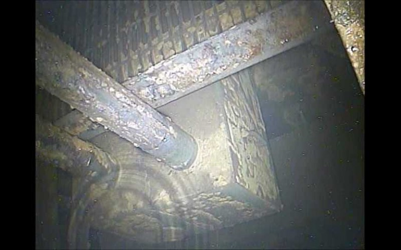 "[Video] Tepco investigated the inside Reactor 3 vessel / 1 Sv/h, ""sediment"" accumulated"