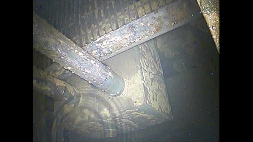 4 [Video] Tepco investigated the inside Reactor 3 vessel : 1 Sv:h, sediment accumulated