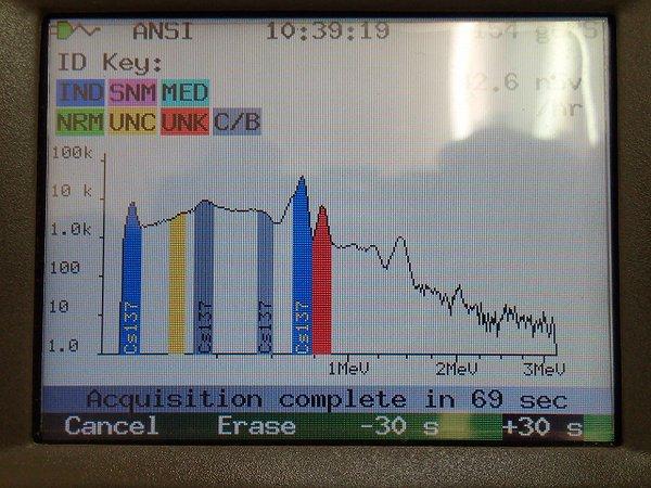 7 Photo 52,339 Bq:Kg of Cs-134:137 still measured from mushroom in Fukushima