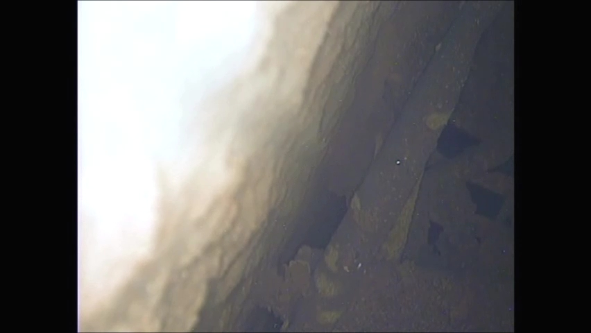 9 [Video] Tepco investigated the inside Reactor 3 vessel : 1 Sv:h, sediment accumulated