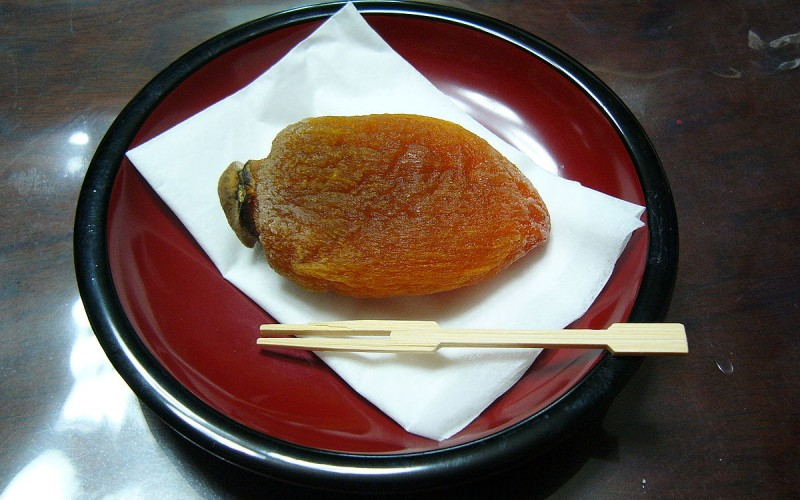 Significant level of Cs-134/137 measured from 46 of 50 dried persimmons from Fukushima