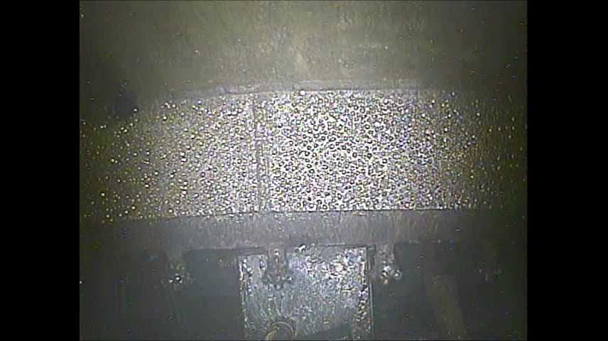 [Video] Tepco investigated the inside Reactor 3 vessel : 1 Sv:h, sediment accumulated