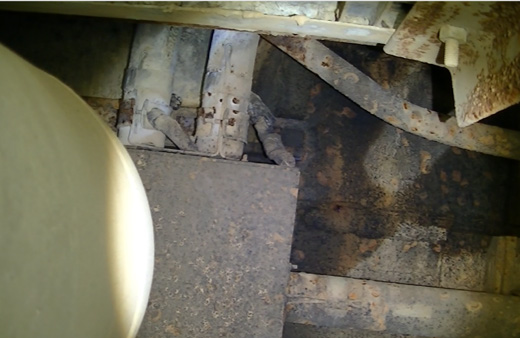 2 Photo Tepco reports groundwater stopped flowing into Reactor 1 at one of the ducts