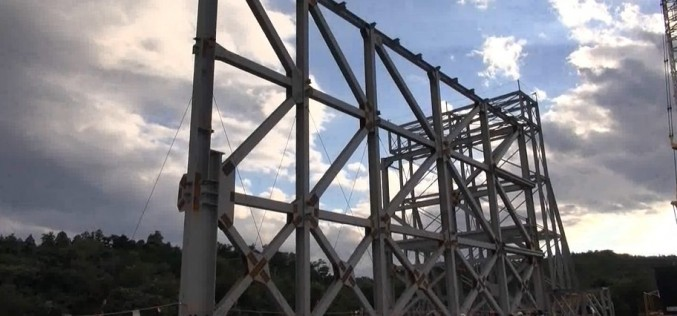 Tepco suddenly released the video of mock-up facility to dismantle Reactor 1