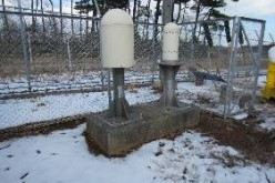 Radiation alarm went off at dust monitoring post in the Southern border of Fukushima plant