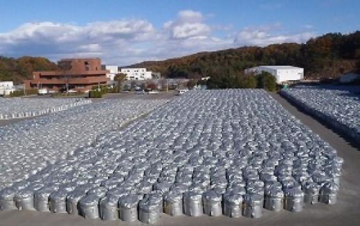 650Bq/Kg of I-131 still measured from sewage sludge of Fukushima