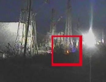 Possible fire at Fukushima