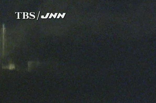 Thick smoke around reactor 3 and 4