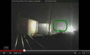 Steam from Fukushima plants3
