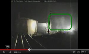 Steam from Fukushima plants5