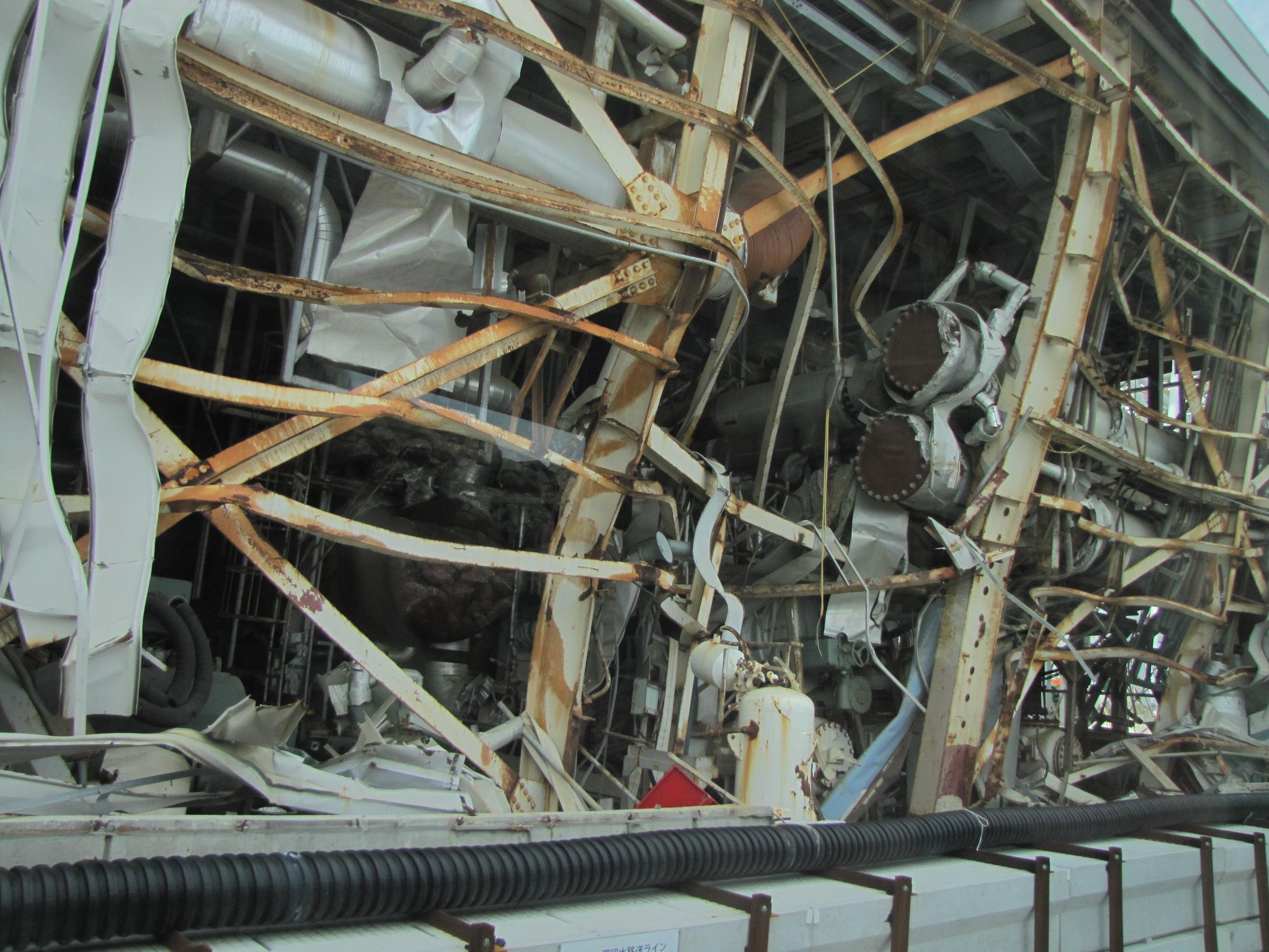 Reactor4 still remains frail for Tsunami5