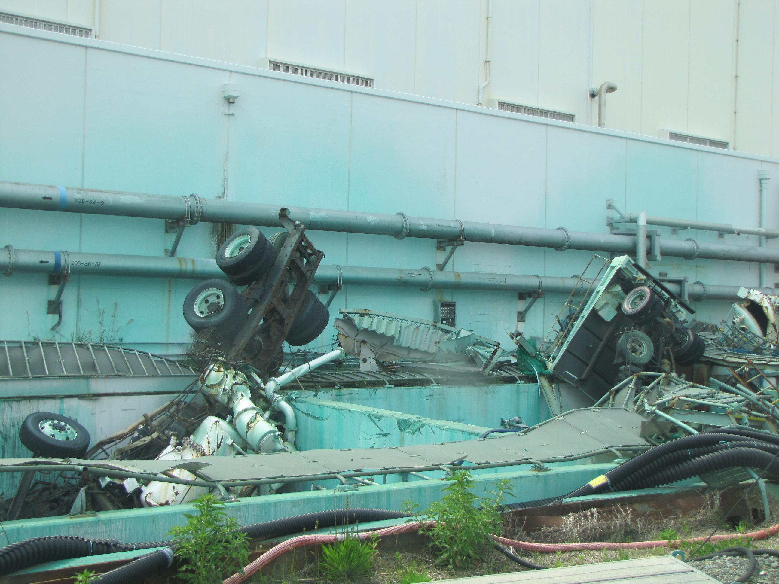 Reactor4 still remains frail for Tsunami4