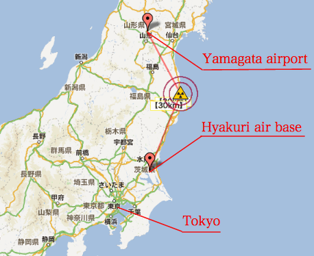 JP Gov was planning to have US army drop coolant onto Fukushima plants by airplane