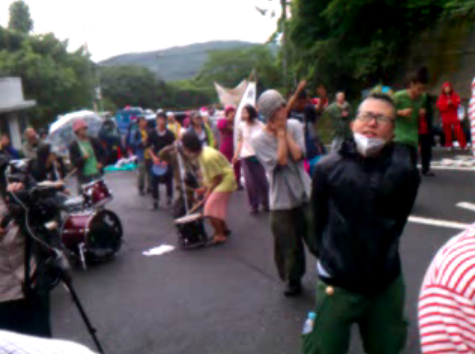 [Live] Citizens protesting against restart of Ohi nuclear plant all night - Limitless energy6