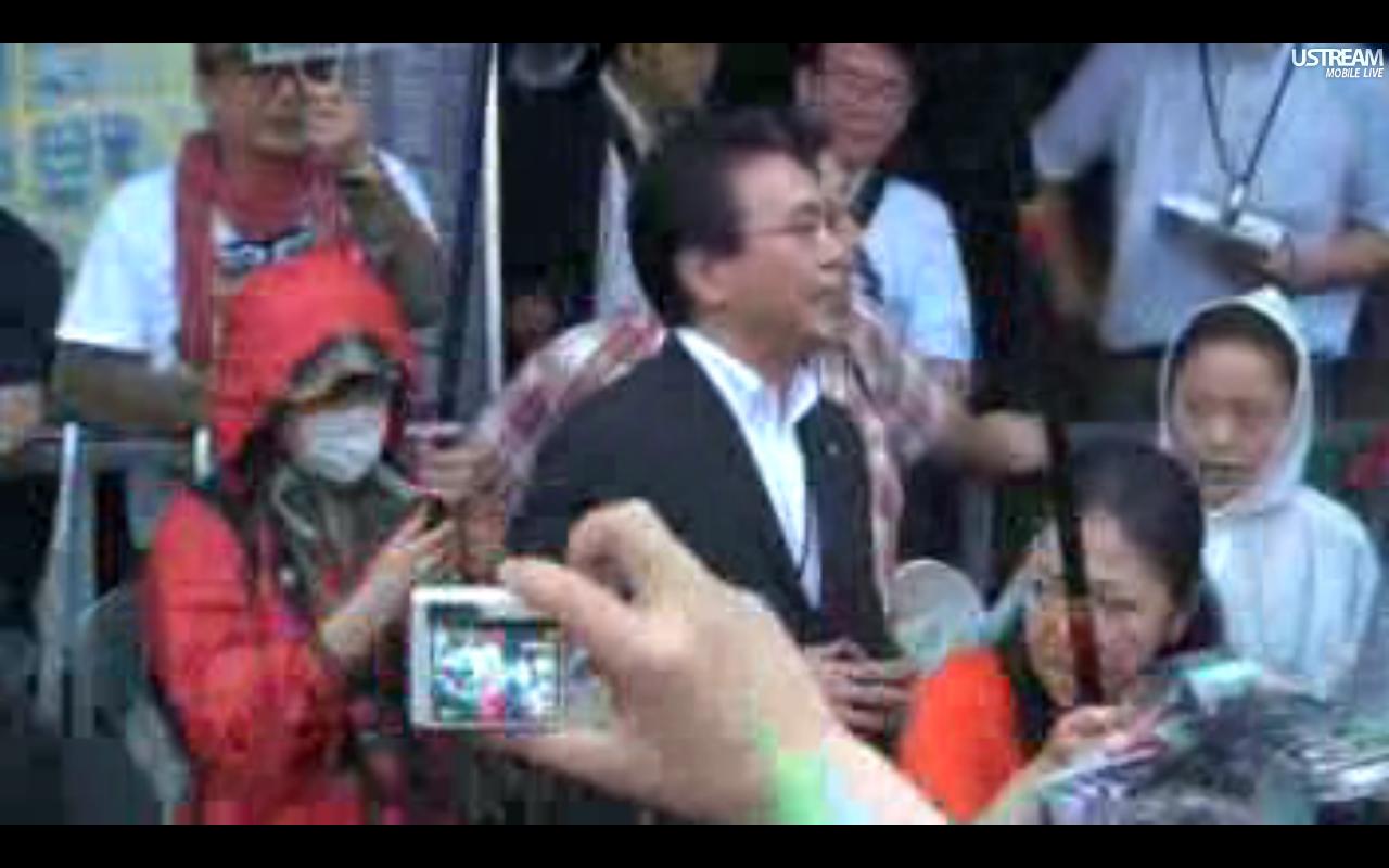 [Live] Massive protest started 6