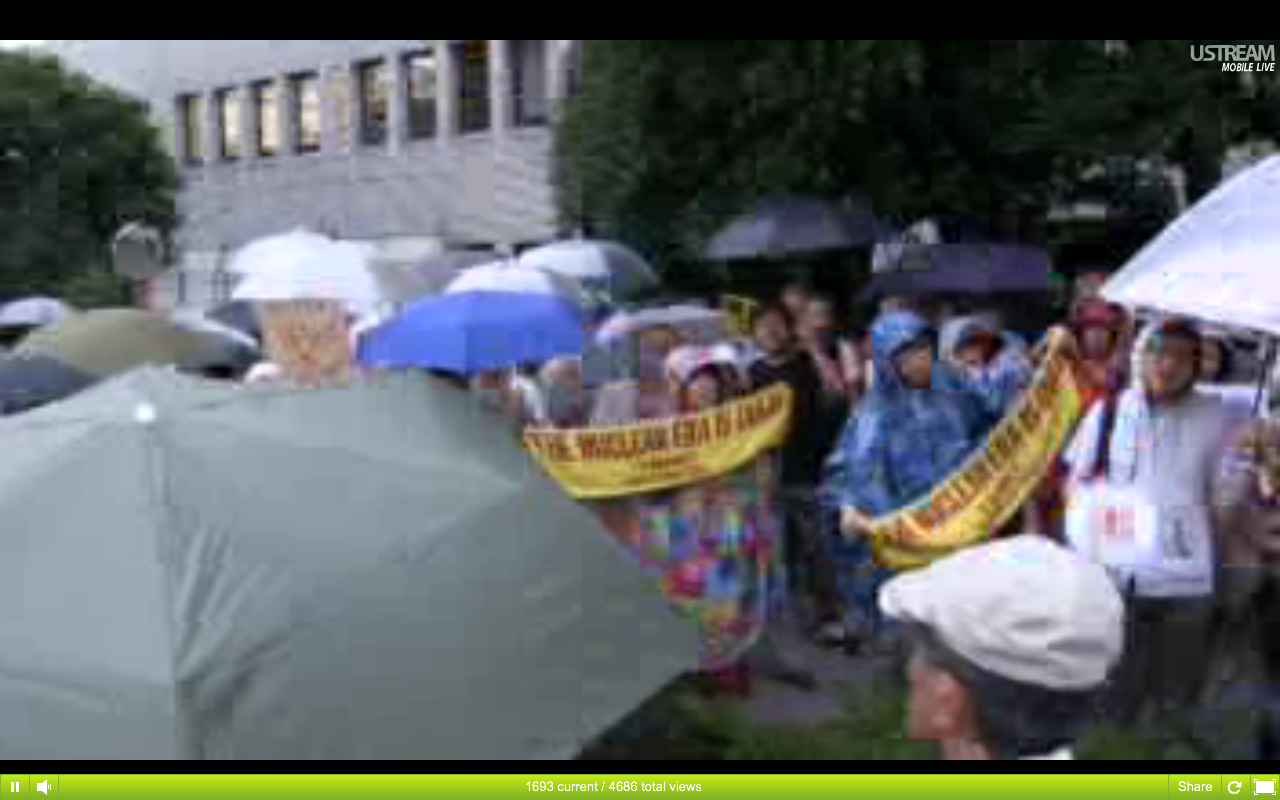 [Live] Massive protest started 5
