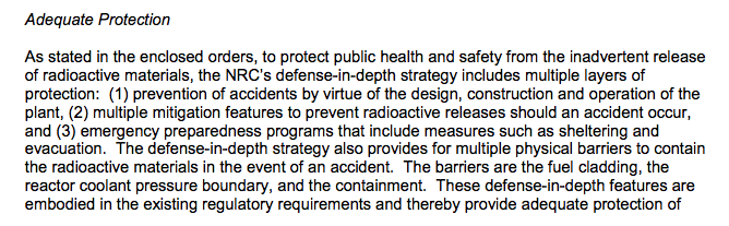 """[Anon leaks] NRC """"SFP4 crisis may happen at US nuclear plants too"""""""