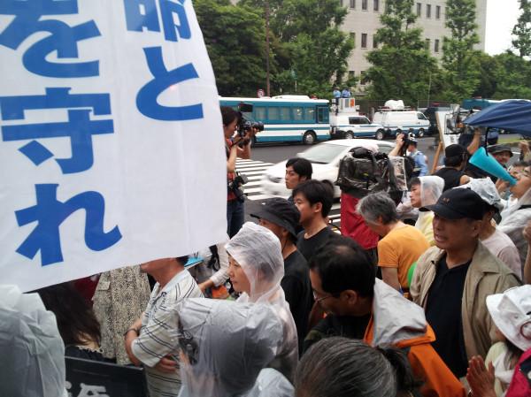 [Live] Massive protest started 11