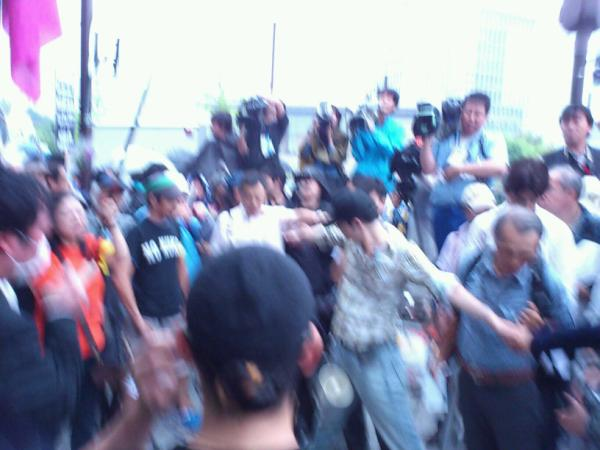 [Live] Massive protest started 10