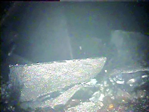 Lead plate of 7.5cm thickness was found lost in PCV of reactor1 2