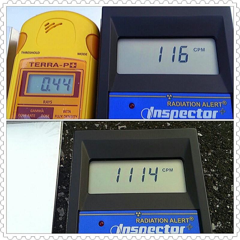 "Citizen's measurement, ""β dose is 2~10 times much as γ dose in Minamisoma Fukushima and Miyagi"""