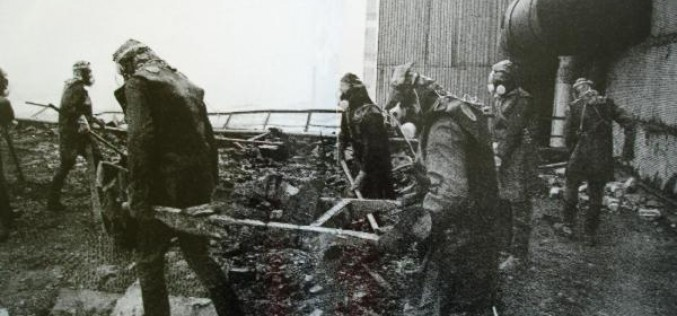 JP Gov to sent 350 million yen to Ukraine as medical support for Chernobyl victims