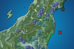 M5.0 earthquake hit Fukushima offshore