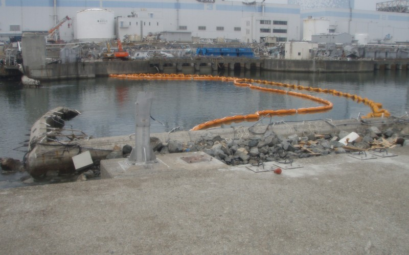 Tepco discharged the largest volume of bypass contaminated water / 700 million Bq of Tritium to the Pacific