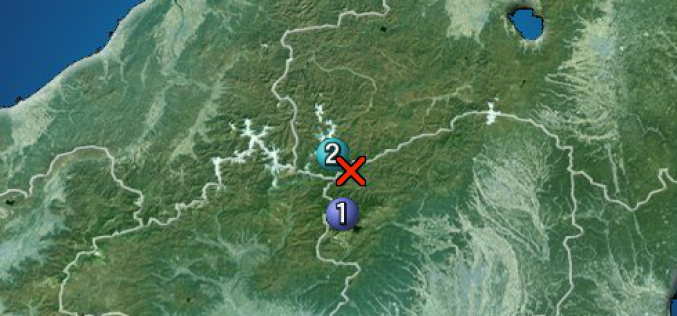 19 quakes continuously hit Northern part of Tochigi within less than 24 hours