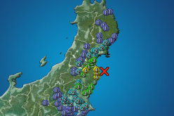 M5.0 class quakes hit Fukushima offshore twice within 45 mins