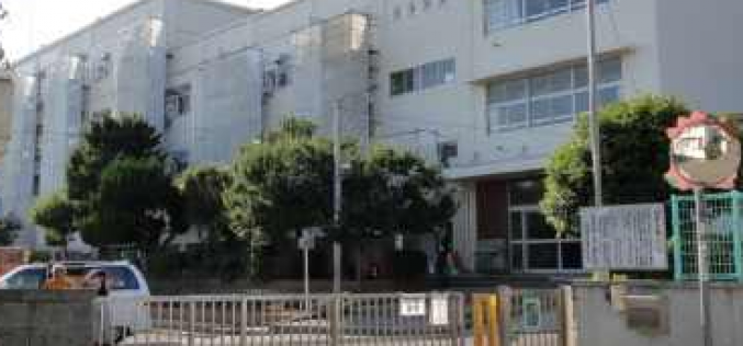 4 public schools in Yokohama city backfilled radioactive soil in school area