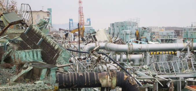 Bypass water discharge increased groundwater level in Fukushima plant