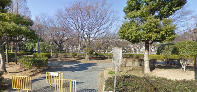 Over 100,000 Bq/Kg of Cs-134/137 still detected in a park of Chiba