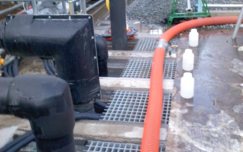 6 t of contaminated water leaked from ALPS / 720,000 Bq of all β nuclide leaked to environment