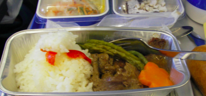 All Nippon Airways Co., Ltd. to make passengers support Fukushima by eating