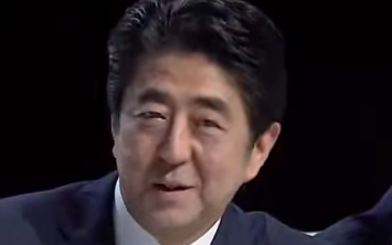 "JP PM Abe ""My saying Under-control was only to reassure the world to let Japan host 2020 Olympics"""