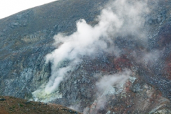 Fukushima prefectural government warned volcanic gas density jumped up over double in Mt. Azumasan