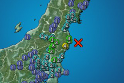 M5.0 hit Fukushima offshore / No announcement on plant status from Tepco