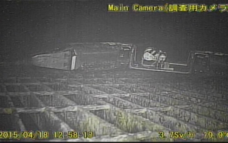Tepco plans to manually repair access hole to the inside of Reactor 1