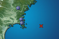 11 quakes happened near the epicenter of 311 since 10/3/2015
