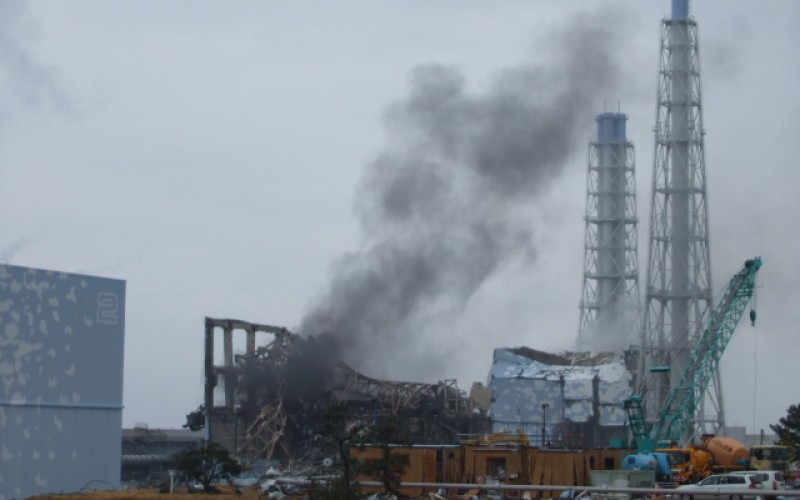 Minister of Economy admits the possibility Fukushima decommissioning takes longer than 40 years