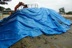 Ministry of the Environment plans to recycle 90 percent of contaminated soil in Fukushima but no technology